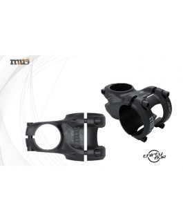 Tee Deda MUD Over Trail, Negro Mate, 40mm, para manubrio de 35mm. PSVP $63.900