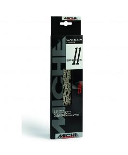 Cadena Miche Silver 11 velocidades. PSVP $49.900
